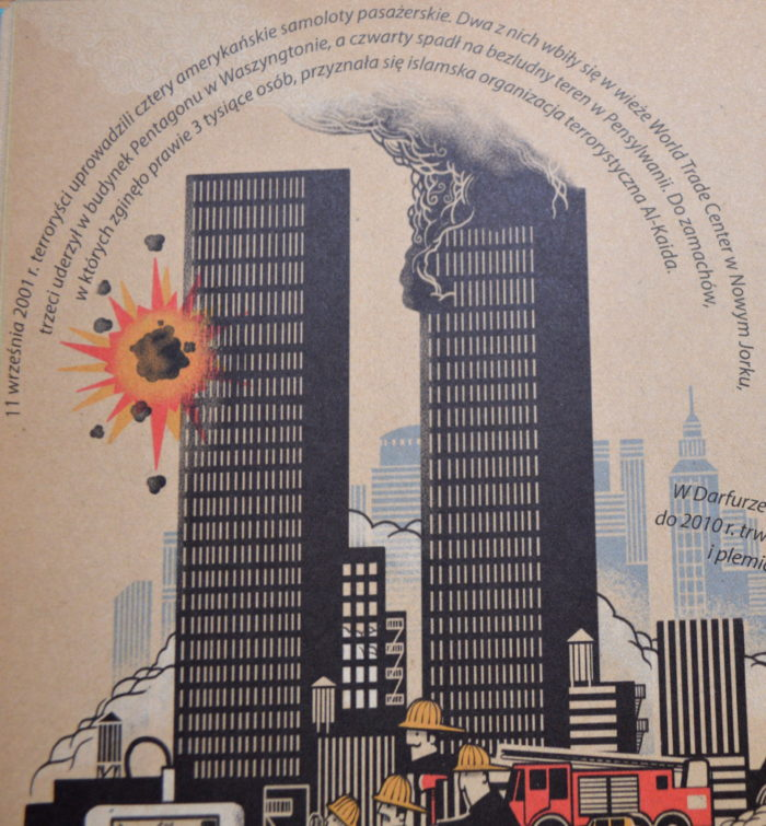 World Trade Center zamach Twin Towers Wieże