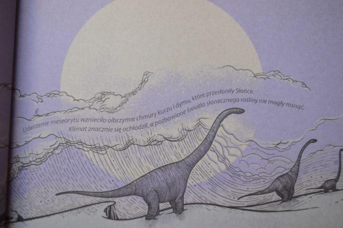 dinozaury wyginięcie dinozaurów