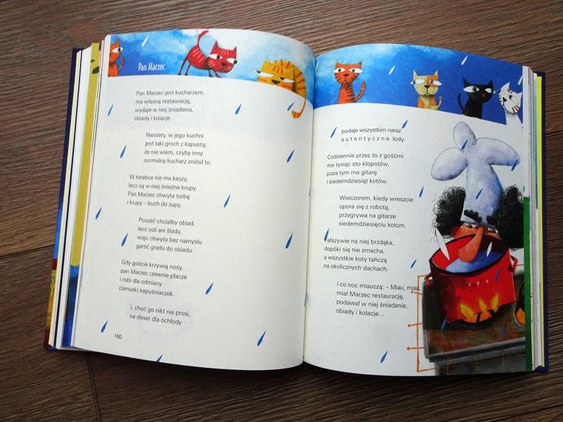 Książka Ze Skrzydłami Wanda Chotomska Dzieciom Wanda