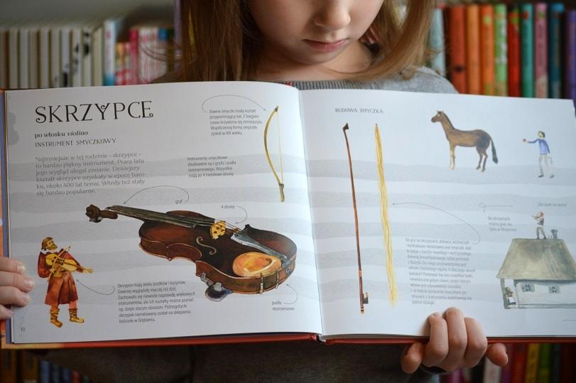 Co takpięknie gra? Poznajemy instrumenty muzyczne Włodzimierz Izban