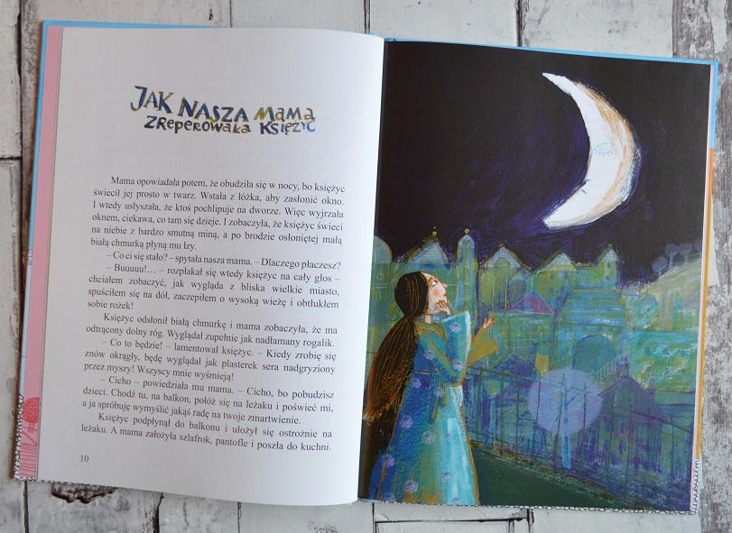 Nasza mama czarodziejka Joanna Papuzińska Literatura