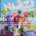 Najazd turystów Reiner Knizia Nasza Księgarnia