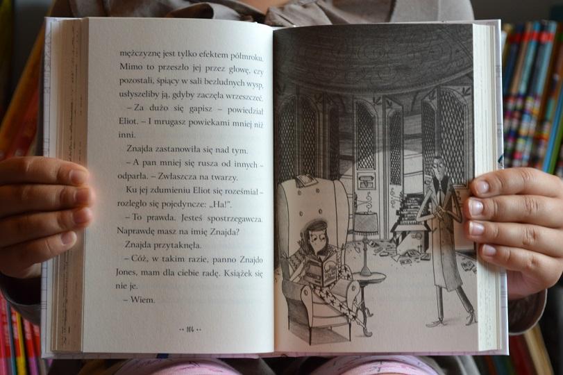 Panna Jones iKsiążkowe Emporium