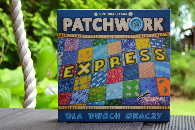 Patchwork Express Lacerta