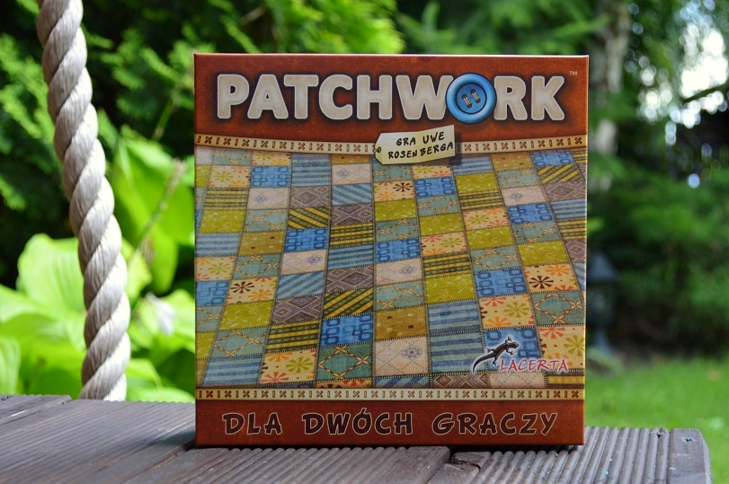 Patchwork Lacerta