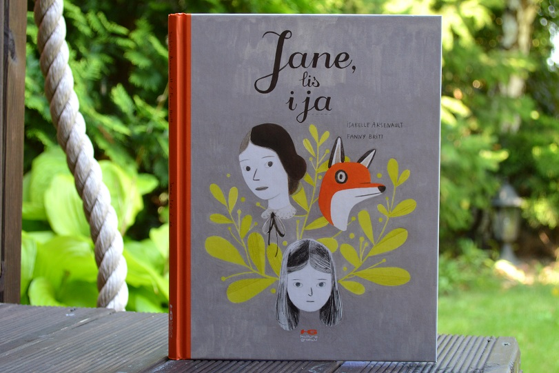 Jane, lis ija Kultura Gniewu