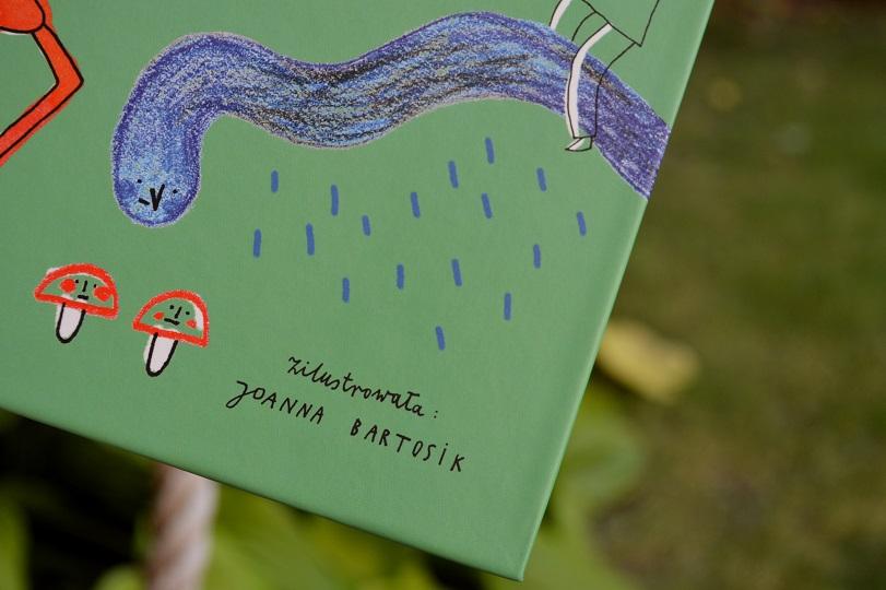 Koziołki, rury iczarcie ogony Poznański szlak legend dla dzieci Joanna Bartosik Małgorzata Swędrowska
