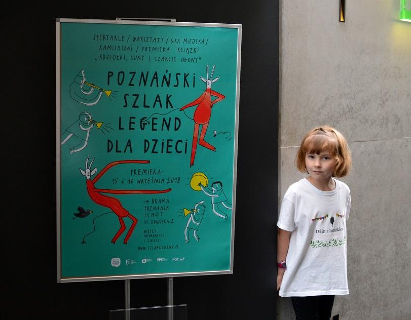 Poznański Szlak Legend dla Dzieci