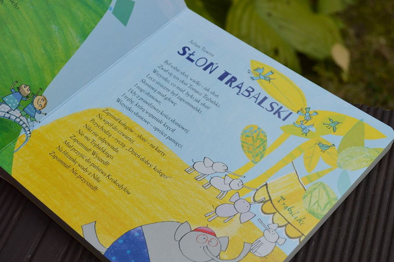 Wiersze Dla Najmłodszych Klasyka Dla Smyka Julian Tuwim