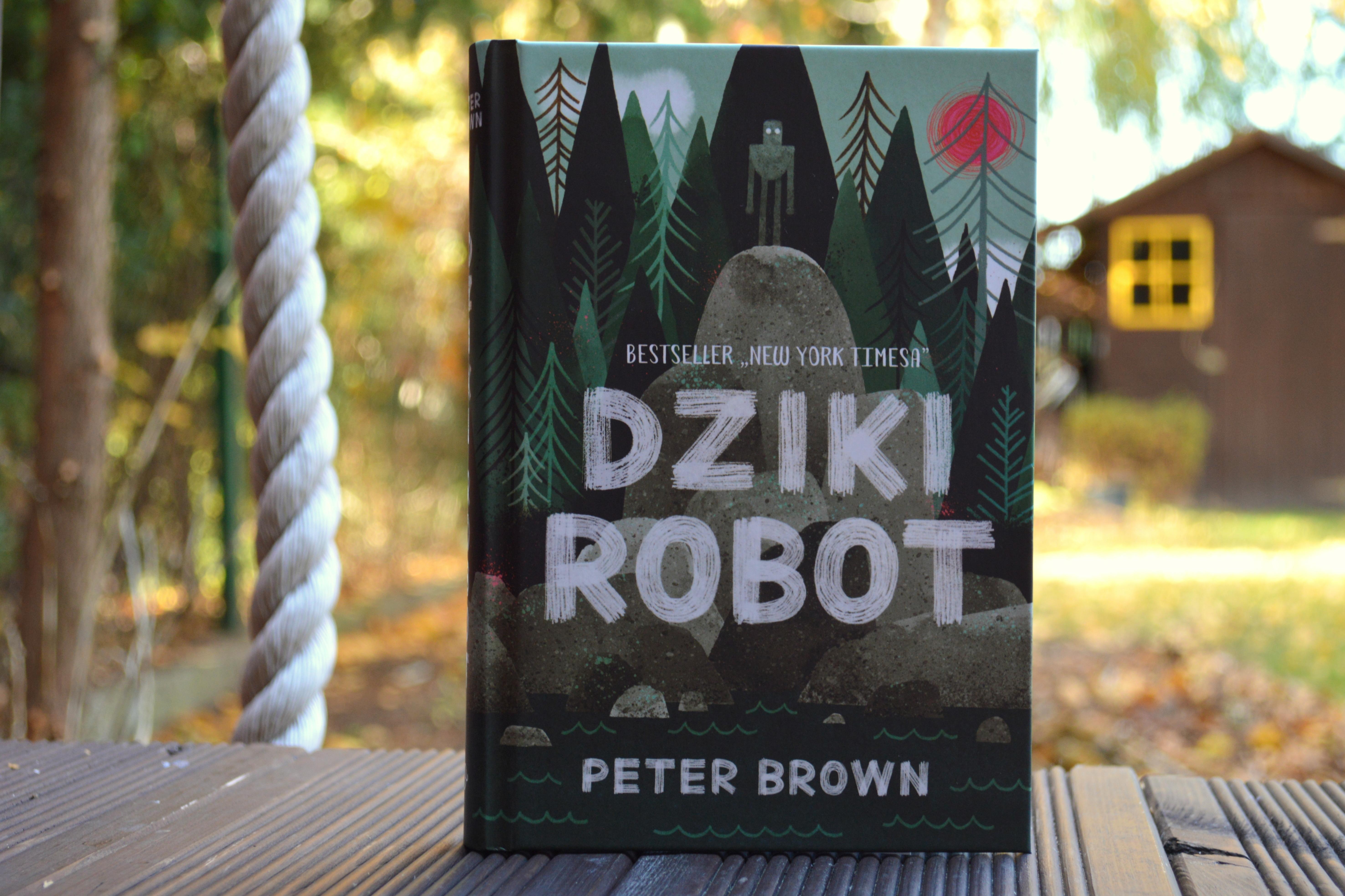 Peter Brown Dziki robot