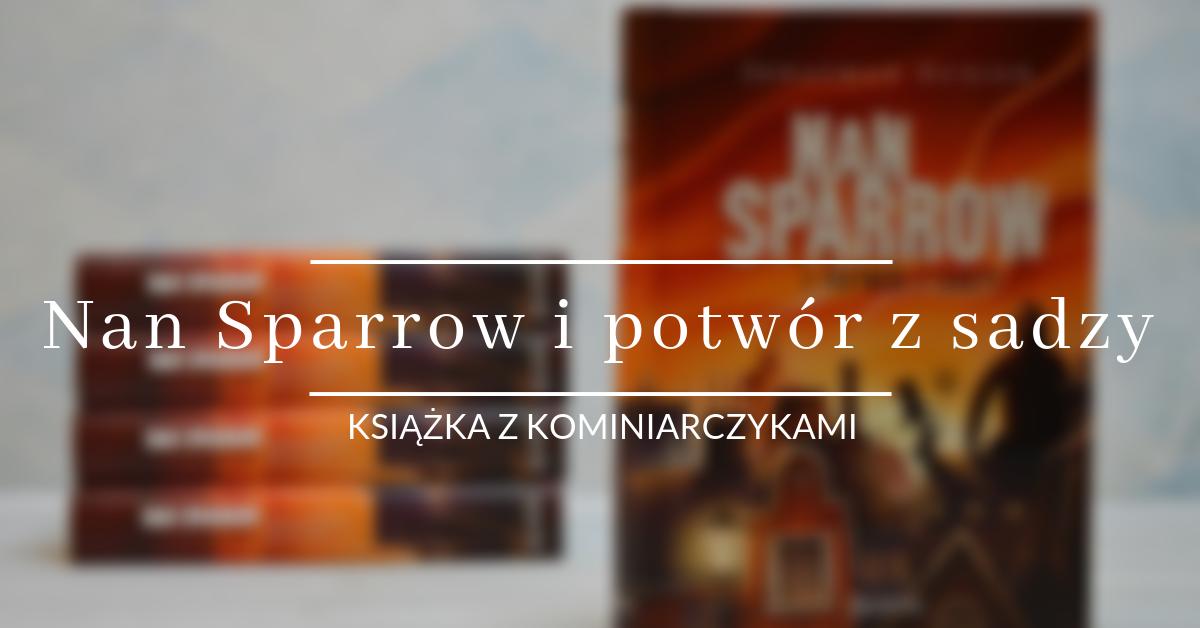 Nan Sparrow Dwukropek